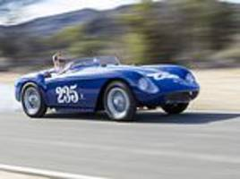rare 1954 ferrari that caught the eye of james dean to sell at auction