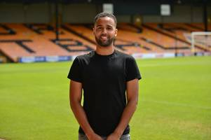 brendon daniels completes move from port vale to telford