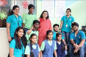 mu sigma reaches out to underserved youth with its signature mupathshala program