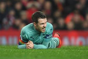 Agents of Aaron Ramsey confirms the big clubs in talks with signing the Arsenal man on a free
