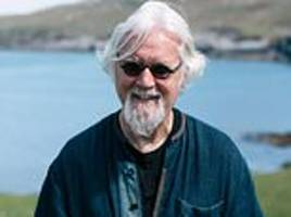 Billy Connolly, 76, says his 'life is slipping away' as he speaks about Parkinson's disease