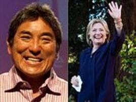 hillary snubbed silicon valley out of 'hubris', reveals former apple boss