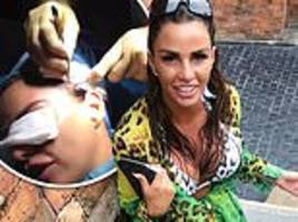 katie price's cosmetic surgery photos threatened to be leaked by hacking group