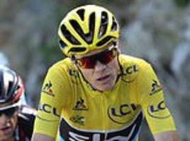 chris froome may enter tour de yorkshire as warm up for attempt to regain tour de france crown
