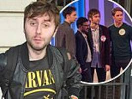 the inbetweeners: james buckley apologises for 'letting fans down' with widely panned reunion show