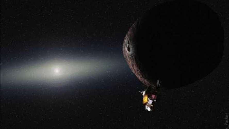 A New World Discovered a Billion Miles Beyond Pluto