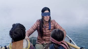 Netflix Urges People to Stop Doing the 'Bird Box' Challenge