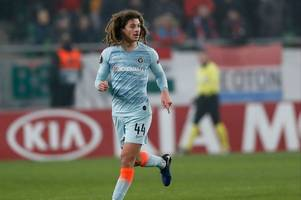 frank lampard on the january transfer window and the latest on ethan ampadu