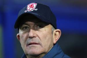 tony pulis feels middlesbrough 'fell asleep' in the early stages of clash with derby county