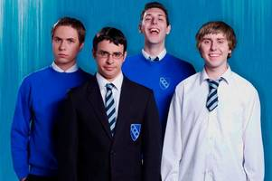Inbetweeners: Fwends Reunited with Jimmy Carr 'was the worst thing I have ever seen on TV'