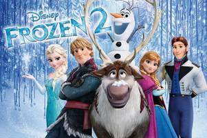 frozen 2 'leaked' artwork shows first look at anna and elsa in disney sequel