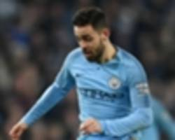 'i've not seen a performance like that in a while! - pep hails bernardo for lung-busting liverpool display