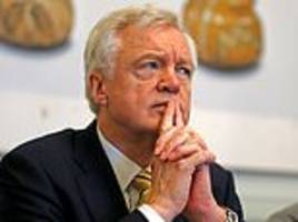 david davis says theresa may should delay meaningful vote on brexit again because eu will come round