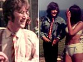 travelling salesman's photos of fab four's magical mystery tour emerge