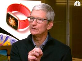 'apple's darkest day in the iphone era': here's what wall street is saying about apple's bombshell profit warning (aapl)