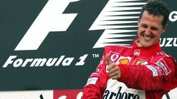 michael schumacher: tributes paid to f1 legend on 50th birthday