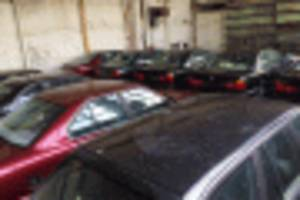 11 new e34 bmw 5-series discovered in bulgarian warehouse