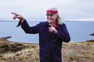 Billy Connolly admits he's 'near the end' and 'life is slipping away' amid Parkinson's battle