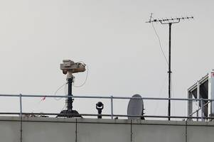 ministry of defence removes anti-drone equipment from gatwick airport's roof