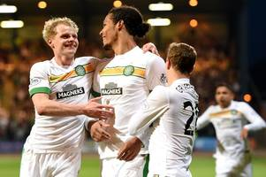 celtic hero virgil van dijk will be forgiven for san siro howler if he wins liverpool the title