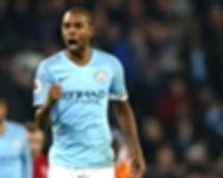 fernandinho: man city 'back on track' after december stumbles