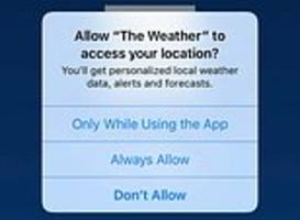 weather channel sued over claims app deceived users into collecting and selling their location data