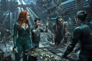 'aquaman' director james wan thinks it's a 'f—ing disgrace' that the movie was snubbed for a visual effects oscar nomination