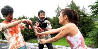 a bootleg version of hit japanese zombie movie 'one cut of the dead' showed up on amazon prime video and insiders worry it has put a us release in jeopardy