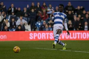 idrissa sylla and what his imminent departure could mean for qpr's transfer embargo
