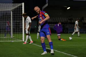 jonny williams sends classy message to crystal palace supporters as charlton move is confirmed