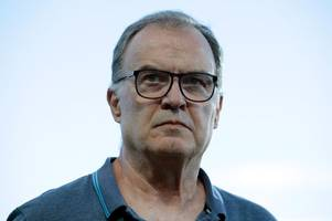 marcelo bielsa reveals the leeds starting xi that he'll select to face qpr