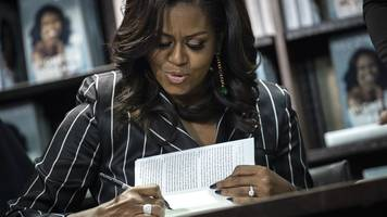 michelle obama's book 'most valuable' of 2018