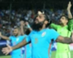 AFC Asian Cup 2019: Sandesh Jhingan relishing the chance to play strong teams