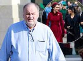 thomas markle urges meghan and kate to put their rumoured differences aside