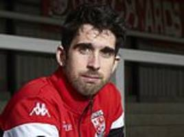 watford face man who was head-hunted by a voice of authority in woking's max kretzschmar
