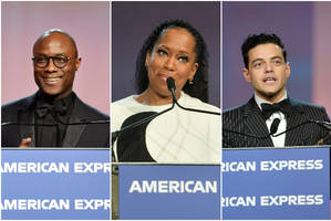 barry jenkins, regina king and rami malek break down how to address the directing gender gap (video)