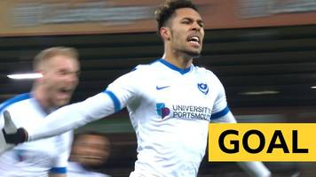fa cup: andre green scores 95th-minute winner for portsmouth against norwich