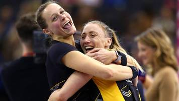 netball superleague: wasps beat lightning to begin title defence - round-up