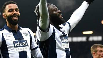 west brom 1-0 wigan in fa cup third round: bakary sako strikes to knock out latics