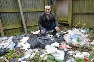 is this birmingham's dirtiest park? rubbish, rats and drug needles blight winson green park and play area