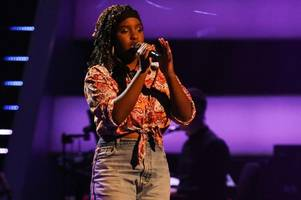 who is devon singer brieya may who just wowed judges on the voice?