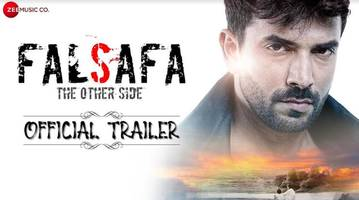 trailer of falsafa: the other side starring manit joura and geetanjali singh will give audience goosebumps