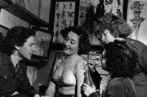 tattoo exhibition in ayr tells story of britain's first female tattooist who took no nonsense