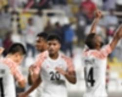 AFC Asian Cup 2019: Thailand 1-4 India: Lethal India thump Thailand to go top of Group A