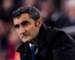 Never rule out the Madrid teams, says Valverde