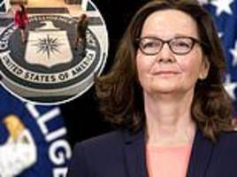 all three of the top positions at the cia filled by women for the first time ever