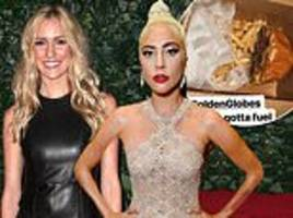 lady gaga dines on a burger while kristin cavallari gets an iv as stars prep for the golden globes