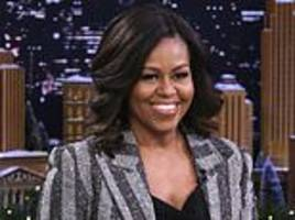 michelle obama is tipped for white house bid in 2020 amid sky-high approval ratings
