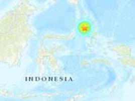 powerful 6.6 magnitude earthquake strikes indonesia – just weeks after a tsunami killed 400 people