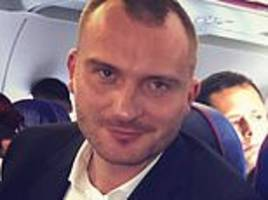 was doorman killed in gang war over 'sex party eddie'? man stabbed 'by albanians - not gatecrashers'